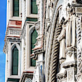 Florence Cathedral Lines by John Rizzuto