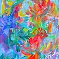Flower Twirl Stage One by Kendall Kessler
