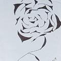 Flower Opening by Bonnie Edmond