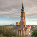 Focus On The Cross Church Steeple by Dale Powell