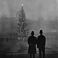Foggy Christmas by Warburton