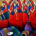 Folk And Mridanga by Sekhar Roy