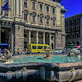 Fontana Di Piazza Colonna by Joseph Yarbrough