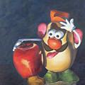Forbidden Fruit by Nancy Strahinic