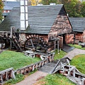 Forge Building In Saugus  Massachusetts by Jeff Folger