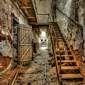 Forgotten Stairway by Anthony Sacco