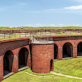 Fort Massachusetts Interior Panorama by Susan Rissi Tregoning