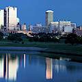 Fort Worth Skyline 061619 by Rospotte Photography