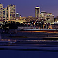 Fort Worth Skyline V2 013119 by Rospotte Photography