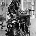 Francoise Hardy by Reg Lancaster