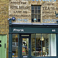 Frank In Whitstable by Tony Murtagh