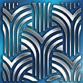 Frank Lloyd Wright Design 4 by Chuck Staley