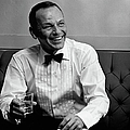 Frank Sinatra Backstage At The Sands by John Dominis
