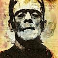 Frankenstein's Notebooks by Alain Doyen