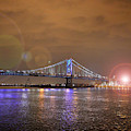 Franklin Bridge Flare by Richard Reeve