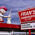 Frans Drive Thru Burgers On South by Richard Cummins