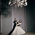 Fred & Adele Astaire Dance by Gjon Mili
