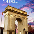 Freedom Is Not Free by Angelcia Wright