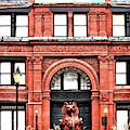 Freemason's Hall Historic Savannah by Diann Fisher