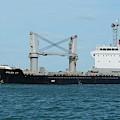 Freighter Balsa 87 by Bradford Martin