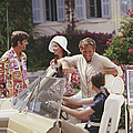 French Holiday by Slim Aarons