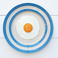 Fried Egg by Tim Gainey