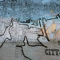 Friendship Of Salem On Salem Map by Jeff Folger