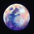 Full Moon by Olesya Umantsiva