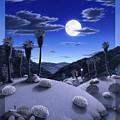 Full Moon Rising by Snake Jagger