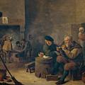 Fumadores   by Teniers  David