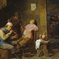 Fumadores Y Bebedores   by Teniers  David