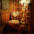 Furniture - Chair - Waiting For Love by Mike Savad