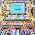 Galleria Sciarra Roma by Dominic Piperata