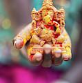 Ganesha Devotion by Tim Gainey