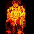 Ganesha4 by Nilu Mishra