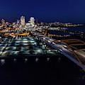 Gateway To Milwaukee by Randy Scherkenbach