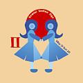 Gemini - Twins by Ariadna De Raadt