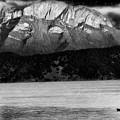 Gemu Mountain Lion Mountain Holy Mountain Of Mosuo Lugu Lake Lijiang China  by Blake Richards