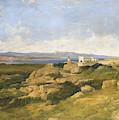 General Garibaldi S Residence At Caprera  by Frederick Richard Lee