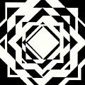 Geometric Shapes, Untitled by Manuel Bennett