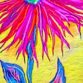 Gerbera D Leaves by Alice Gipson