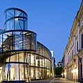 German Historical Museum, Architect by H. & D. Zielske / Look-foto