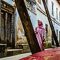 Ghost In The Picture. Stone Town, Zanzibar by Lyl Dil Creations