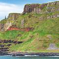 Giant Causeway Cliffs by Bob Phillips