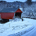 Gifford Covered Bridge by Jeff Folger