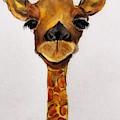 Giraffe Love by Marcia Breznay