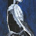 Girl In A Dress by Artist Dot
