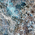 Glacier Bay Abstract Art by Christina Rollo