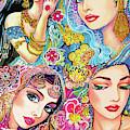 Glamorous India by Eva Campbell