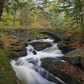 Gleason Falls by Juergen Roth